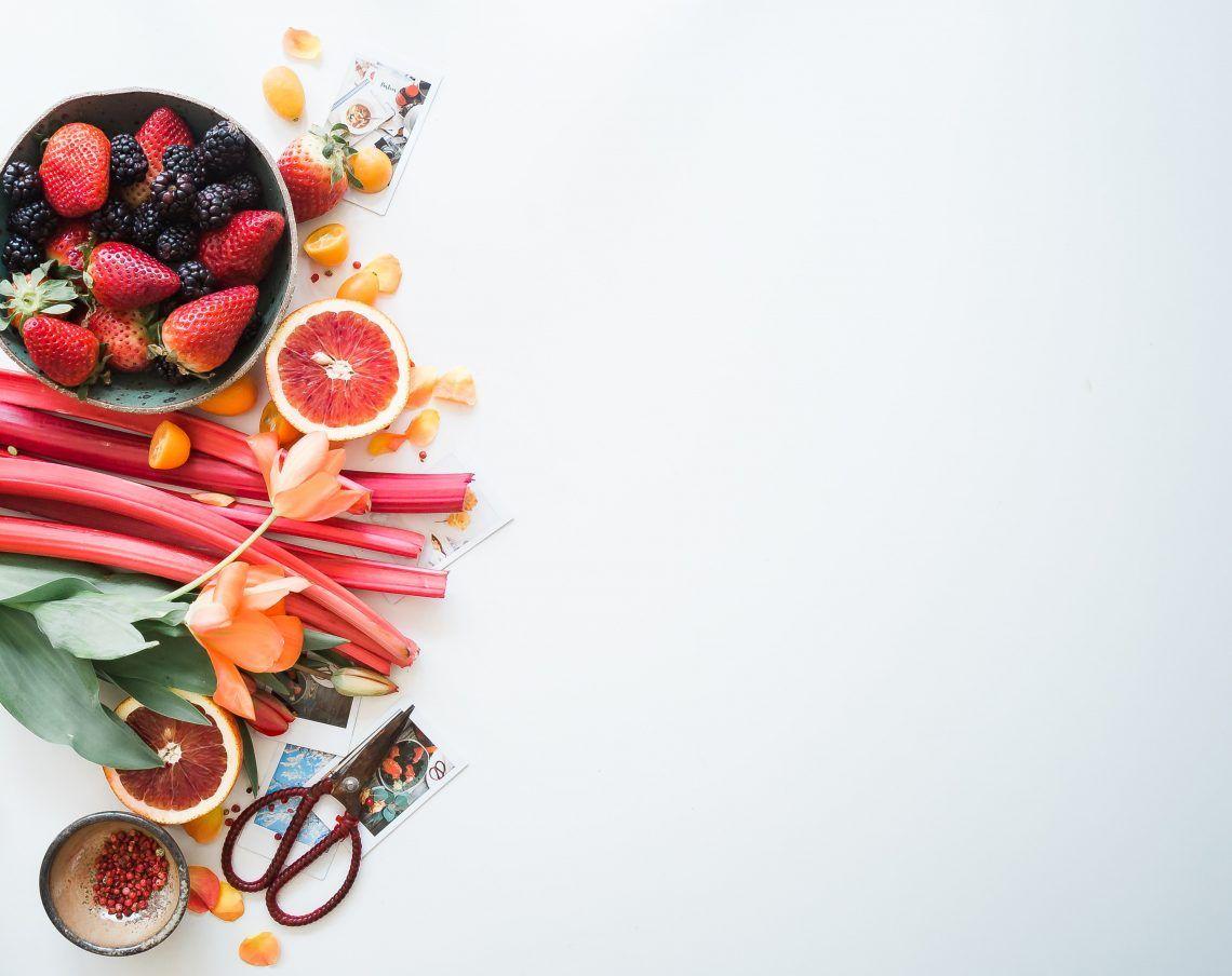 Imagen de frutas y hortalizas