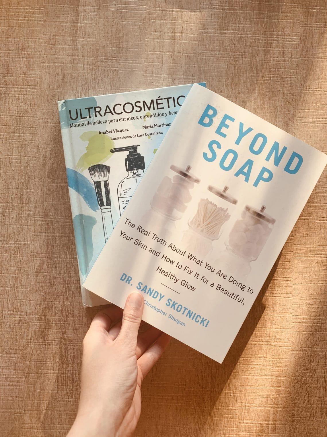 Libros acerca del cuidado de la piel