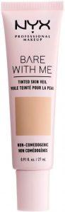 Base maquillaje rosácea nyx