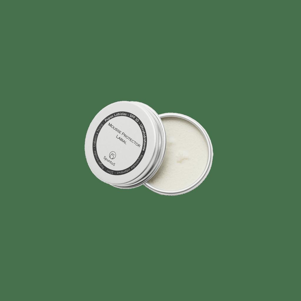 Mousse labial para pieles sensibles y con rosácea